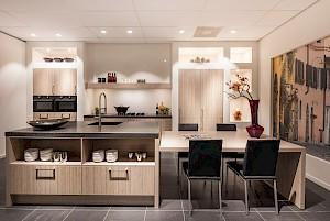 Open Keuken Inspiratie : Een mooie open keuken koop je bij nuva keukens